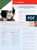 II Concurso Comunidades Fundacion Mapfre 2010. Bases y Condiciones[1]
