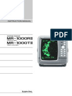 ICOM mr-1000r2_t2 RADAR