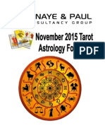 November Astro Forecast 2015