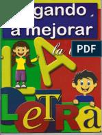 Jugando a Mejorar La Letra PDF