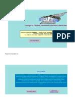 Flexible Pavement Design Spreadsheet