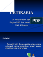 Urtikaria