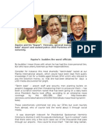 Col 021115 Aquino's Buddies the Worst