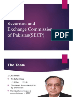 Chairman of SECP