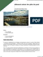 A_Etude de l'Affouillement Autour Des Piles Du Pont Wilson à Tours