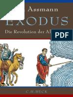 Jan Assmann-Exodus_ Die Revolution Der Alten Welt-C.H.beck (2015)