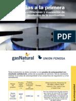 Ventilaciones y Evacuación de Productos de la combustión