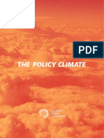 The Policy Climate