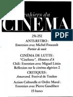 Cahiers du Cinéma - 262