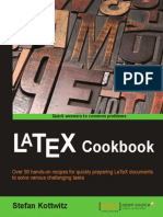 LATEX Cookbook - Sample Chapter