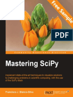 Mastering SciPy - Sample Chapter