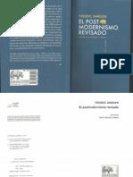 Jameson Fredric - Postmodernismo Revisado