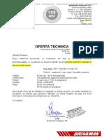 Oferta Technicasera Flori Pe 5040 m2