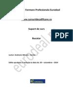 Suport Curs Bucatari 2014