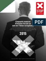 Rapport 50nuances Evasion Fiscale