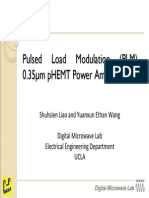 Pulsed Load Modulation (PLM)