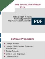 Palestra Vantagens Do Software Livre