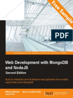 Web Development with MongoDB and NodeJS - Second Edition - Sample Chapter
