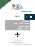 2-Registros de Las Transacciones