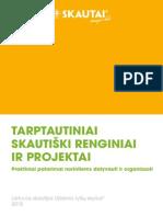 Tarptautiniai skautiški renginiai ir projektai