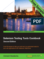 Selenium Testing Tools Cookbook - Second Edition - Sample Chapter