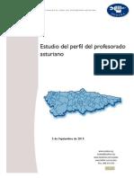 Perfil Del Profesorado asturiano