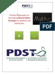 Mental Maths Workshop HB Add & Sub