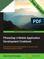 PhoneGap 4 Mobile Application Development Cookbook - Sample Chapter