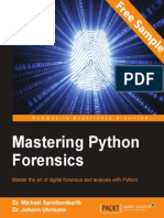 Mastering Python Forensics - Sample Chapter