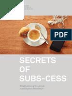 Kae Subscription White Paper