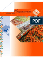 An Overview of Chinas Fruit and Vegetables Industry