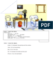 2014 Prepositions of Place Worksheet