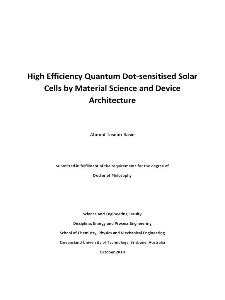 Ahmed Tasnim Rasin Thesis Pn Junction Solar Cell Opt301 Laser Receiver