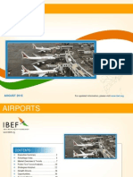 Airports August 2015