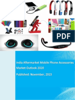India Mobile Accessories Market 2020