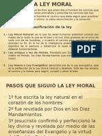 Doctrina II La Ley y La Gracia