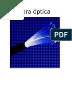_Fibra optica