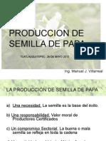 2aproduccion de Semilla 2010