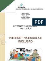 Internet Escola e Inclusão