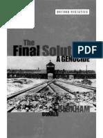 BLOXHAM, Donald. the Final Solution