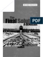 BLOXHAM, Donald. the Final Solution