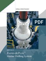 Drillquip Rapid Deploy Marine Drilling Riser System