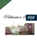 Publication 2008 - University Publication Centre (UPENA)