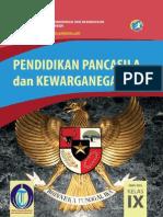 Buku Pegangan Siswa PPKn SMP Kelas 9 Kurikulum 2013