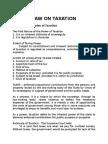 Taxation Syllabus (1)