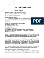 Taxation Syllabus (1)