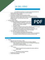CMC-15.09.15-Histología Del Oído 1ra Parte
