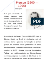 Donald Pierson 1900 1995