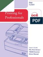Fx2081 PCL Print Driver