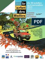 Programme Carbet des Bulles 4